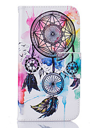 Dreamcatcher Pattern Card Phone Holster for Moto G4/G4 Plus