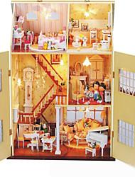 поделки изба большая вилла класса люкс на дом мечты