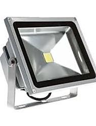 50W 5000lm cor branca LED quente fresco impermeável (85-265V)