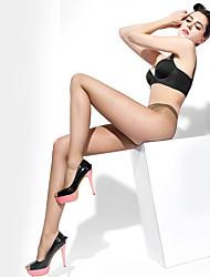 BONAS® Solide Kleuren Dun Legging-@6016