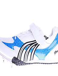 Men's Shoes Tulle Athletic Shoes Track & Field Studded White