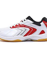 Sapatos Corrida Unissex Amarelo / Vermelho / Branco PVC