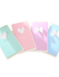 Cute Three-dimensional Greeting Cards(Random Colors)