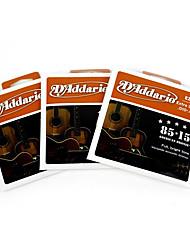 Folk. Guitar String EZ900 Acoustic Guitar Strings of String, 010-050