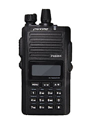 PUXING PX-888K Dual Band Two Way Radio VHF UHF 136-174Mhz 400-470Mhz
