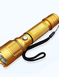 Mini Rechargeable LED Flashlight