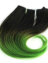 Tejidos Humanos Cabello Cabello Brasileño Ondulado 6 Meses 1 Pieza los tejidos de pelo