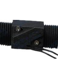interruptor quadrado interface de fluxo de plástico opção / fluxo de pistão / HFS-04p