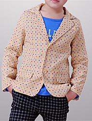 Boy's Cotton Suit & Blazer,Spring / Fall Print