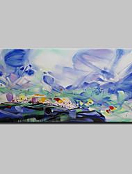 ручной росписью современные абстрактные картины пейзаж холст, масло настенные картины с растянутой кадр готов повесить