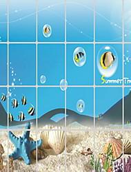 подводный мир картины маслом доказательство стикер