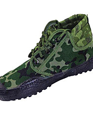 99 - Camouflage Outdoor Climbing Training Shoes Canvas Rubber Shoes