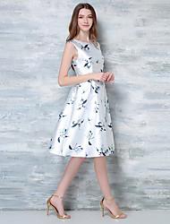 millésime femmes maxlindy sortir / soirée sophistiquée une robe / ligne