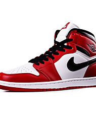 Nike Air Jordan 1 Retro High OG Men's Shoe Skate Chukka Sport Sneakers Athletic Casual Shoes Red