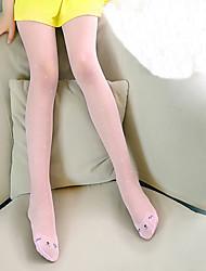 Girls Socks & Stockings,All Seasons Black / Blue / Pink / White