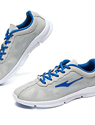Breathable Lightweight Cushioning Sneakers Running Rubber for Men