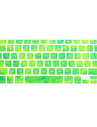 Silicone clavier Couvre For13.3 '' / 15.4 '' Macbook Pro avec Retina / MacBook Pro / Macbook Air avec Retina / MacBook Air