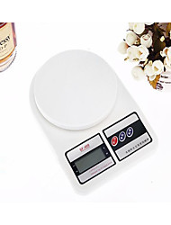 SF400 High Precision, Food, Baked Herbs Kitchen Household Electronic Scales 10KG (English Version (7kg-1g))