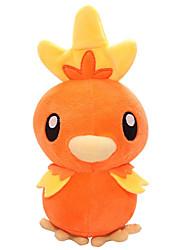 Pocket Little Monster Model Torchic Soft Plush Stuffed Doll Toy