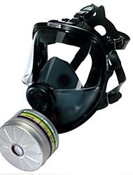 耐腐食性の化学防護マスク