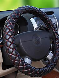 haute qualité de direction en cuir souple manchon de roue de voiture générale ensemble