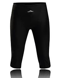 Sportif Homme Maillots de Bain Respirable / Compression / Matériaux Légers Bas Maillots de bain Shorty & Maillots 1 pièce Cordes Noir Noir
