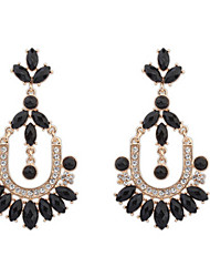 Accessories Star Gem Diamond Tassel Earrings Fashion Jewelry