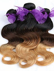 3 Pieces Body Wave Human Hair Weaves Malaysian Texture Human Hair Weaves Body Wave