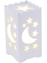 Moon and Star Desk Light Table Lamp Light with 1.8M Switching Power Line
