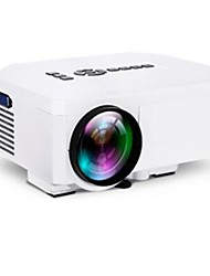 LCD VGA (640x480) Projecteur,LED 600 Lumens Mini Projecteur