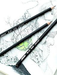 crayon B329 écriture hb avancée, ou 2 h esquisse