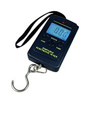 Portable Spring Electronic Scale(Maximum Scale: 40 (KG),Send Battery)