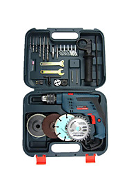 Multifunctional Cutting Drill Kit(AC-220V ;Power:1050W;Drilling Diameter 13 mm)