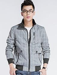 New winter Men's fashion leisure coat jacket coat HXTX-1309