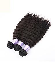 venta caliente de cabello humano rizado rizado, espectáculo rpg pelo peruano virginal