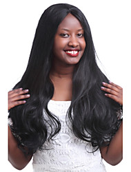 Black Long Straight Women Wigs for Black Women Heat Resisting Wigs