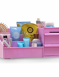 Plastic Desktop Drawer Storage Box Large Multi-purpose Debris Cosmetic Storage Box