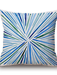 Cotton/Linen Pillow Cover,Textured / Still Life / Graphic Prints Accent/Decorative / Modern/Contemporary / Casual