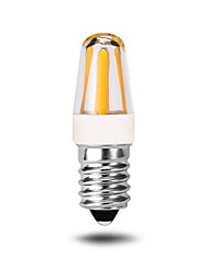 E14 Mini 4W 4-LED Lamp Warm White 3500K  (220V)