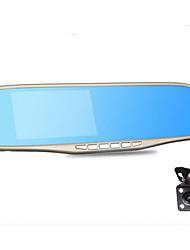 e estrada de ar e409 espelho retrovisor dupla lente grande hd ângulo com visão noturna