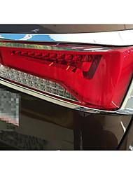 po chun 560 feux arrière cadre de la lampe Baojun 560, modification après galvanoplastie queue lampe de boîte à lumière y