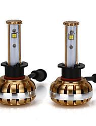 liancheng® 60w 7800lm 9 ~ 32v LED de alta luminosidad de los faros kit-h7 para el coche, fuera de la carretera, UTV, ATV