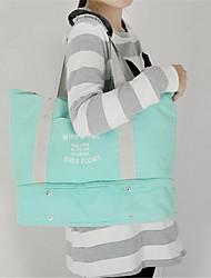 portable sac de voyage pliable sac de voyage imperméable femme grand sac de bagages à main en toile Voyage des capacités