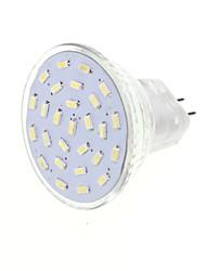 MR11 GU4 GZ4 4W 27x4014SMD LED  Warm White  /  Cool White  LED Light Spotlight AC/DC12V
