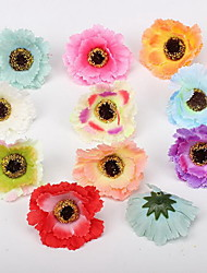 Small New Simulation Silk Flowers Flower Blossoms