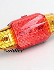 Bike Lights / Rear Bike Light - Cycling Easy Carrying / Warning Other 10 Lumens Battery Cycling/Bike-Lights