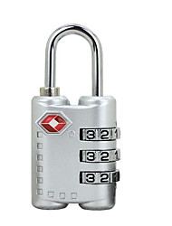 Travel Customs Lock(Initial Password 000)