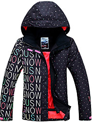 Ski Clothing Tops Thermal / Warm Lightweight Materials Windproof