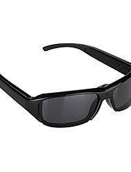nuevas gafas de sol de la cámara HD1080p los vidrios de las gafas de sol de la grabadora de vídeo videocámara cámara oculta (sin tarjeta