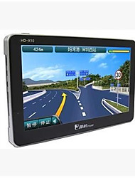 7 Inch /8G/ HD / Car / Portable Navigator /Gps /3D Maps / Speed Measurement Machine